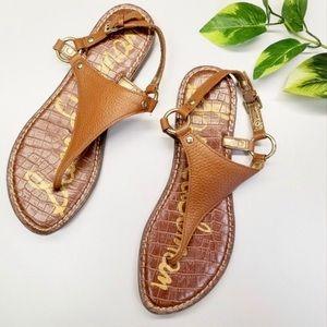 Sam Edelman Gigi thong sandals.